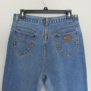 Vintage 80s Gitano High Waist Mom Jeans 31